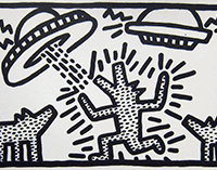 Keith Haring Untitled 4