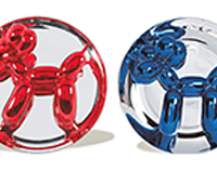 Jeff Koons Balloon Dog Set