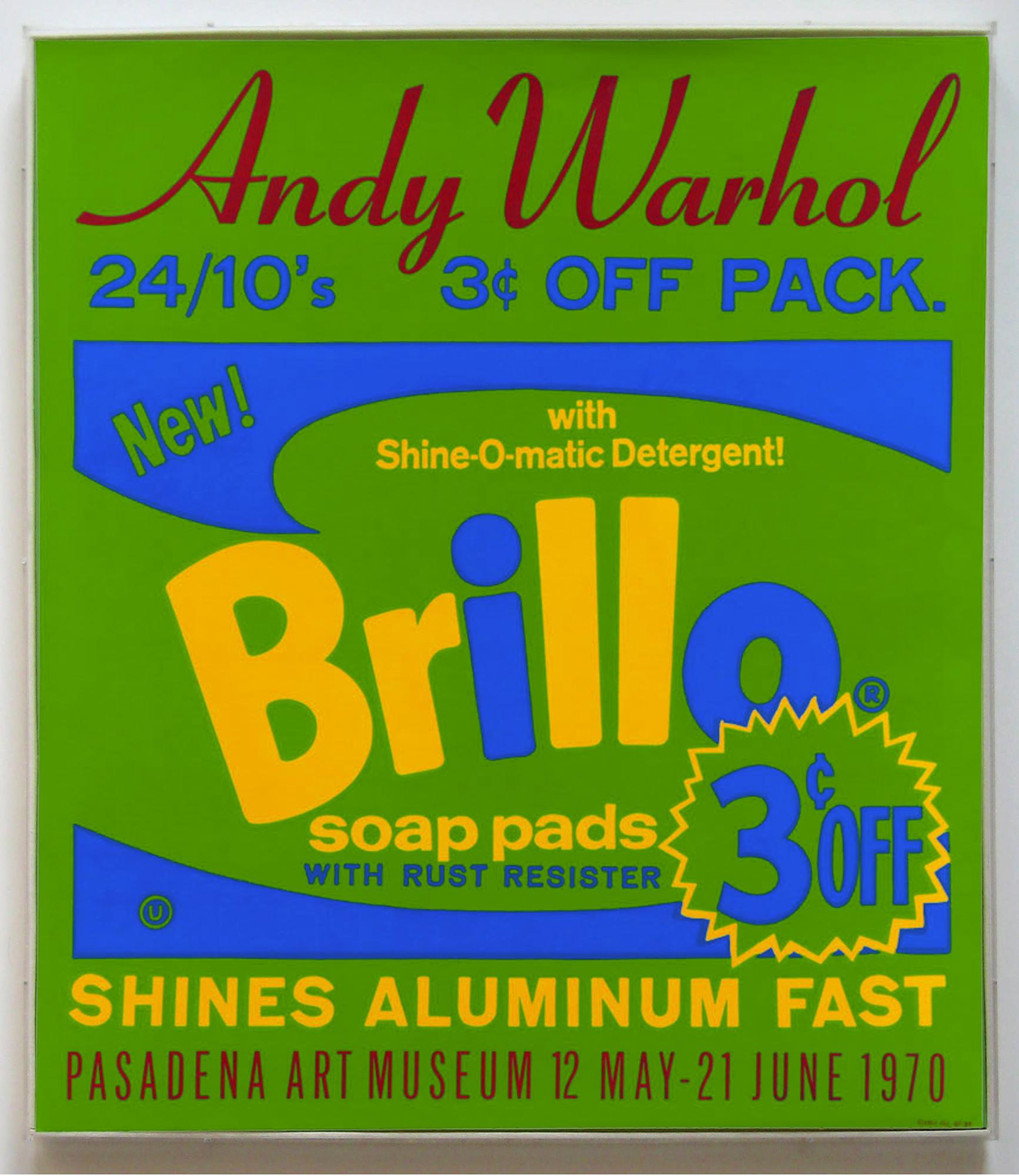 andy warhol prints brillo