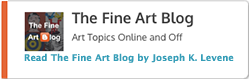 The Fine Art Blog